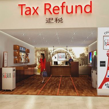 Locate a refund office
